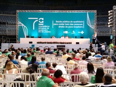 DELEGADOS ELEITOS E HOMOLOGADOS NA 7ª CES/RJ