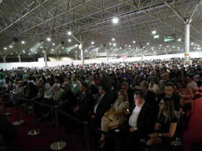O RIO DE JANEIRO EM BRASÍLIA; O INÍCIO DA 16ª CONFERÊNCIA NACIONAL DE SAÚDE