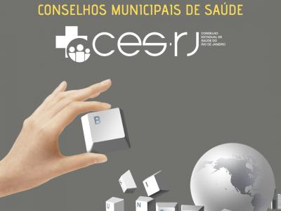 Atualização de cadastro dos conselhos municipais de saúde do Rio de Janeiro