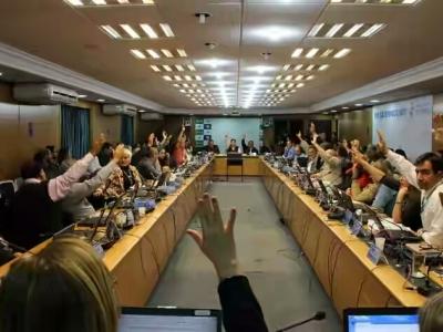CNS REPROVA RELATÓRIO ANUAL DE GESTÃO DO MINISTÉRIO DA SAÚDE