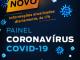 Painel de monitoramento do novo coronavírus