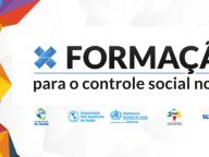RIO TERÁ NOVAS OFICINAS DE FORMAÇÃO PARA O CONTROLE SOCIAL