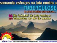 MANIFESTO FÓRUM ESTADUAL DE TUBERCULOSE DO RIO DE JANEIRO