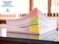ATENÇÃO: PRAZO PARA ENVIO DE OFÍCIOS COM INDICAÇÃO DE NOMES DOS NOVOS CONSELHEIROS TERMINA DIA 21 DE JUNHO