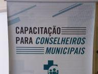 OFICINA DE CAPACITAÇÃO PARA CONSELHEIROS MUNICIPAIS DE SAÚDE