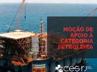 CES-RJ aprova Moção de Apoio à categoria petroleira em meio à pandemia