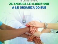 26 ANOS DA LEI 8080