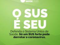 Semana da Saúde 2020: CNS propõe que conselhos intensifiquem ações online contra o desmonte do SUS